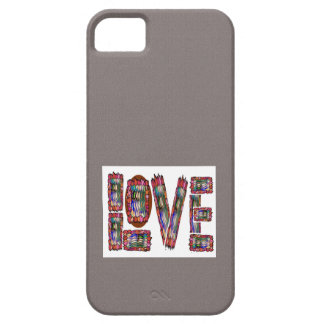LOVE Text TEXT Quote Wisdom TEMPLATE add TXT IMG iPhone 5/5S Case