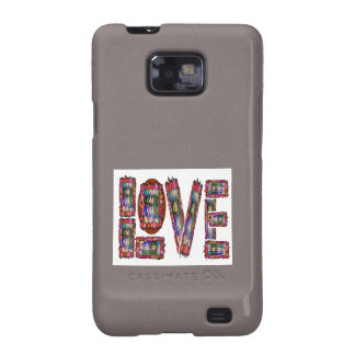 LOVE Text TEXT Quote Wisdom TEMPLATE add TXT IMG Samsung Galaxy S2 Cases