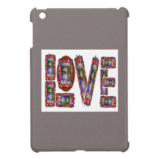 LOVE Text TEXT Quote Wisdom TEMPLATE add TXT IMG iPad Mini Cover
