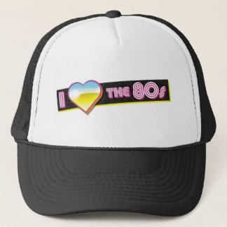 Love the 80's trucker hat
