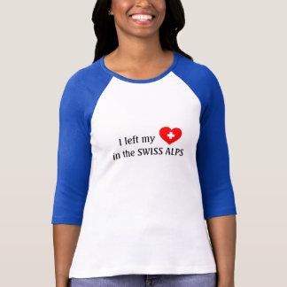 Love the Alps - Swiss souvenir t-shirt