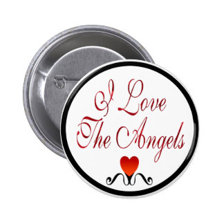 Love The Angels 6 Cm Round Badge