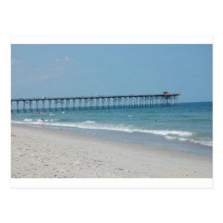 Love the Beach Postcard