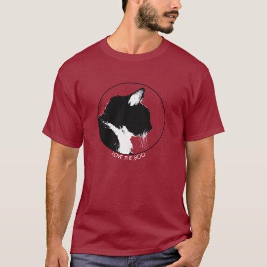 LOVE THE BOO Cat T-shirt