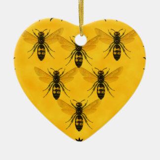 Love the Bug: Yellow Jacket Squadron Christmas Ornament