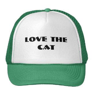 Love The Cat Cap