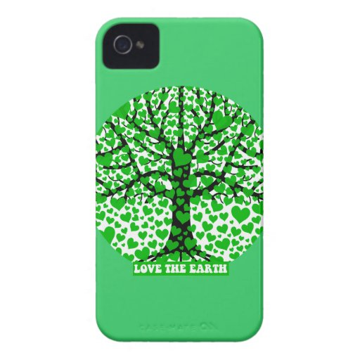 love the earth Case-Mate iPhone 4 cases