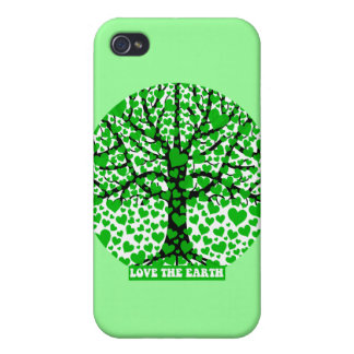 love the earth iPhone 4/4S case