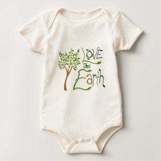 Love the Earth Organic Baby Shirt