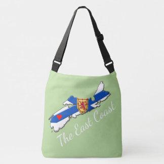 Love The East Coast Heart N.S.  bag mint
