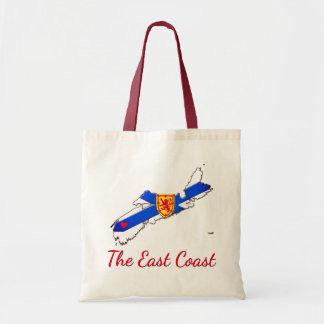 Love The East Coast Nova Scotia tote bag