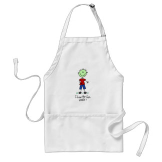 Love the Fair Tshirts and Gifts Adult Apron