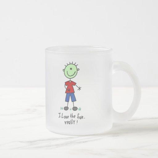 Love the Fair Tshirts and Gifts Mug