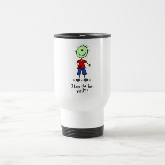 Love the Fair Tshirts and Gifts 15 Oz Stainless Steel Travel Mug