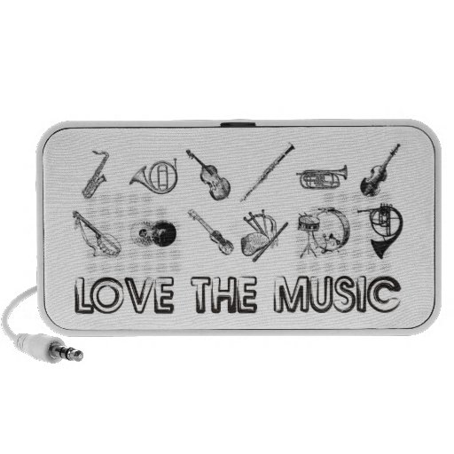 Love the music with these musical instruments laptop speakers