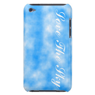 Love The Sky I Pod Touch 4 Case iPod Touch Case