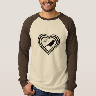Love the Sparrow T-shirt