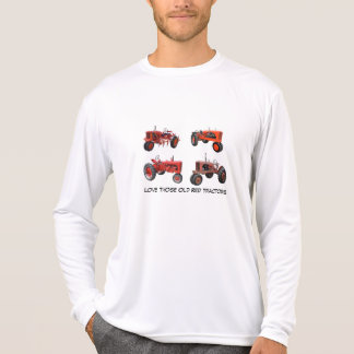Love Those Old Red Tractors T-Shirt