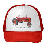 Love Those Old Tractors Cap