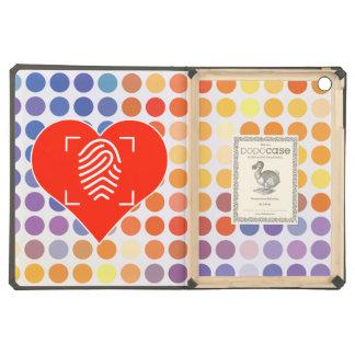 Love Thumb iPad Air Cover