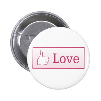 Love Thumbs Up Button
