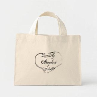 Love Thy Atmospheric Scientist Mini Tote Bag