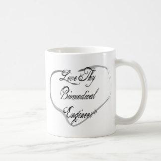 Love Thy Biomedical Engineer Mug