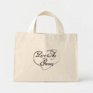 Love Thy Gamer Canvas Bags