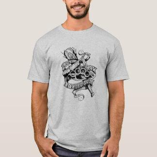 Love Thy Neighbor (tattoo design) T-Shirt