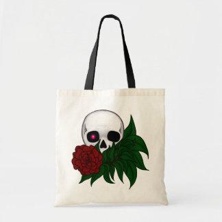 Love Thy Skull Tote Bag