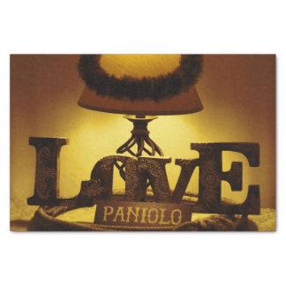 Love Tissue Paper