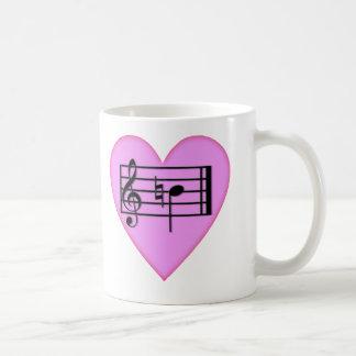 Love to B Natural Coffee Mug