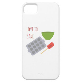 Love To Bake iPhone 5/5S Case