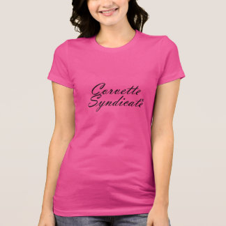 Love to be a Synner Ladies wear Tee Shirt