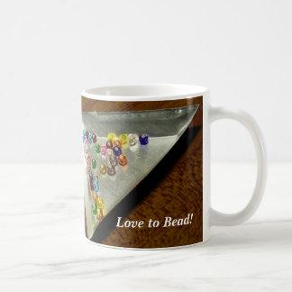 Love to Bead Mugs