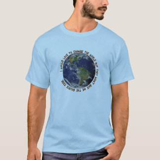 Love to Change World Source Code T-Shirt