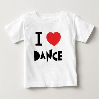 Love to dance baby T-Shirt