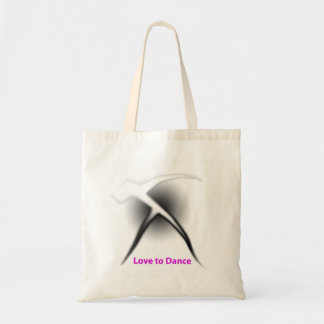 Love to Dance Hag Bag