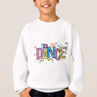 Love to Dance Sweatshirt