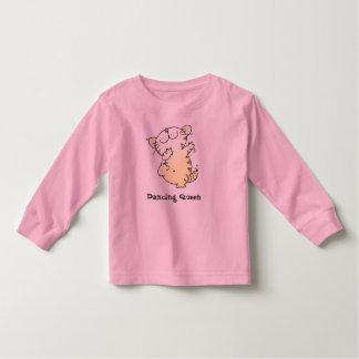 Love To Dance TShirt | Cute Kitten Love Dancing T