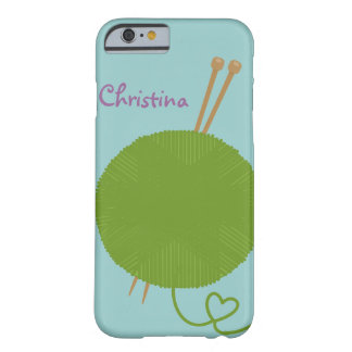 Love to Knit iPhone 6 Case
