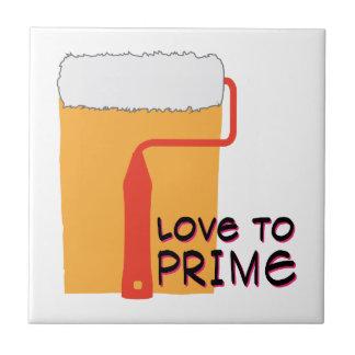 Love To Prime Tile