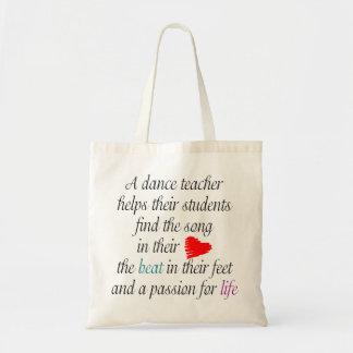 Love to Teach Dance Bag