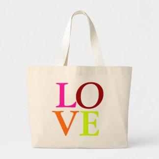 Love Canvas Bag