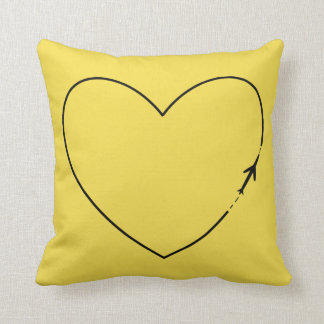 love travel cushion