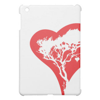 Love Tree Hard Shell iPad Case