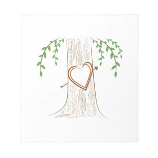 Love Tree Notepads