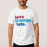 love trumps hate shirt