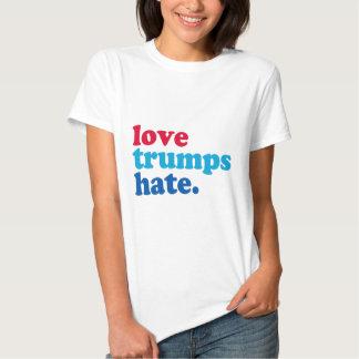 love trumps hate shirts