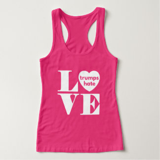Love Trumps Hate Tank Top